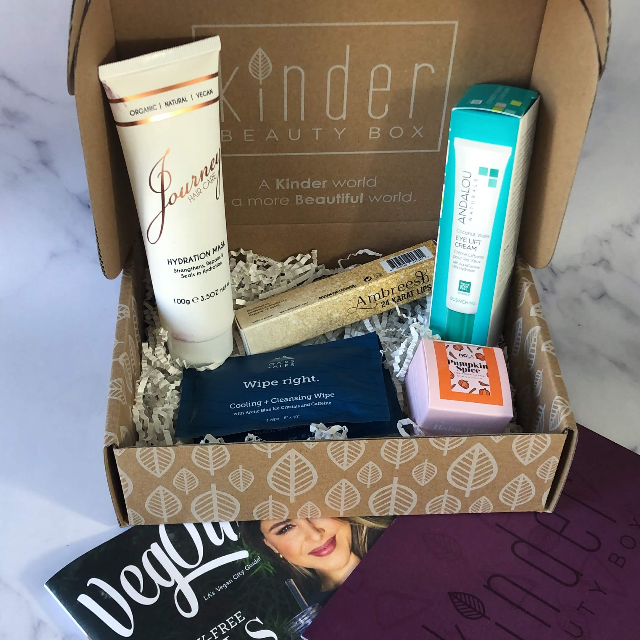 15 Vegan Subscription Bo To Give