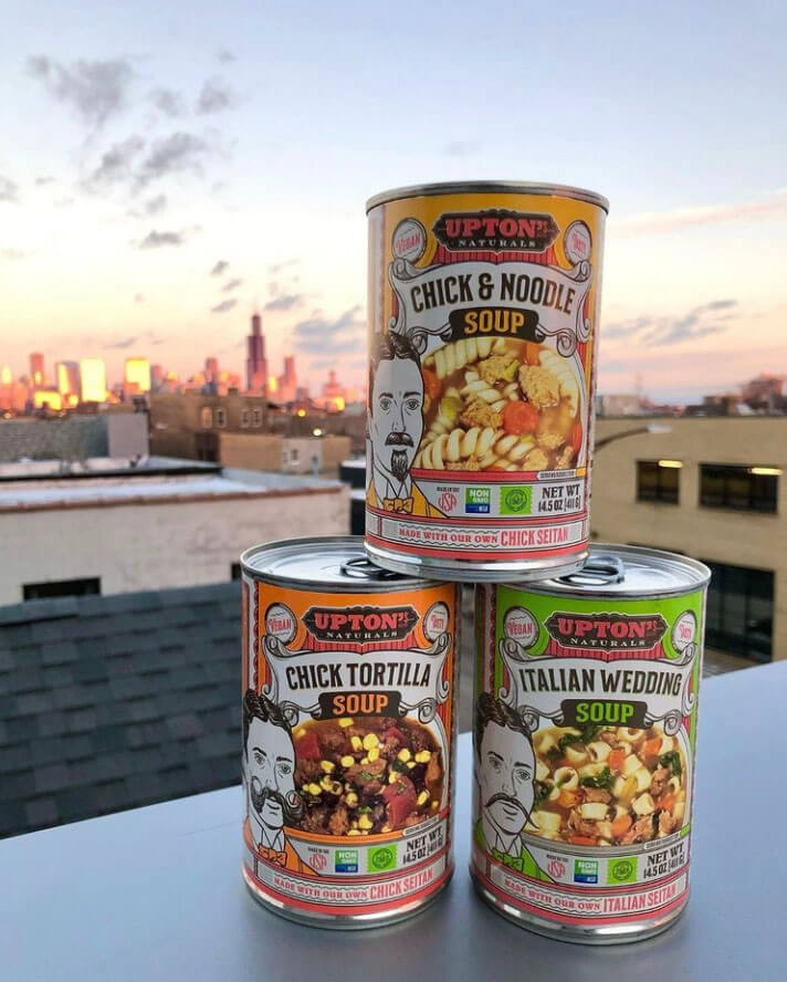 Upton's Naturals Soups