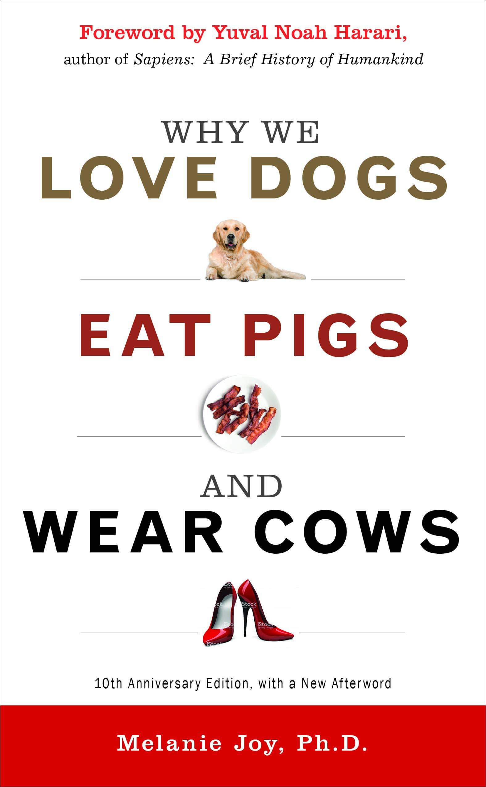 Why We Love Dogs, Eat Pigs, and Wear Cows Dr. Melanie Joy