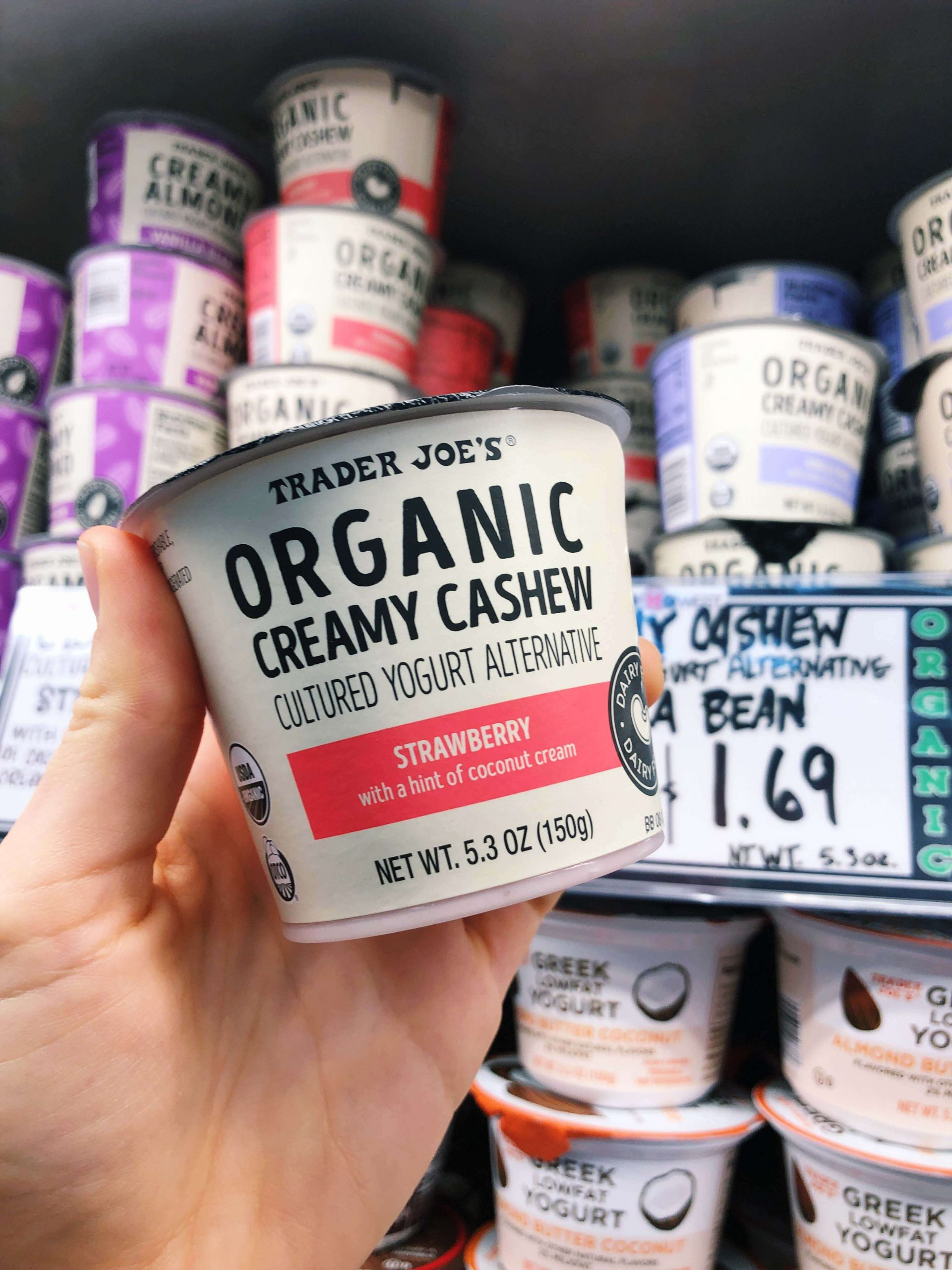 Trader Joe's Dairy-Free Yogurt