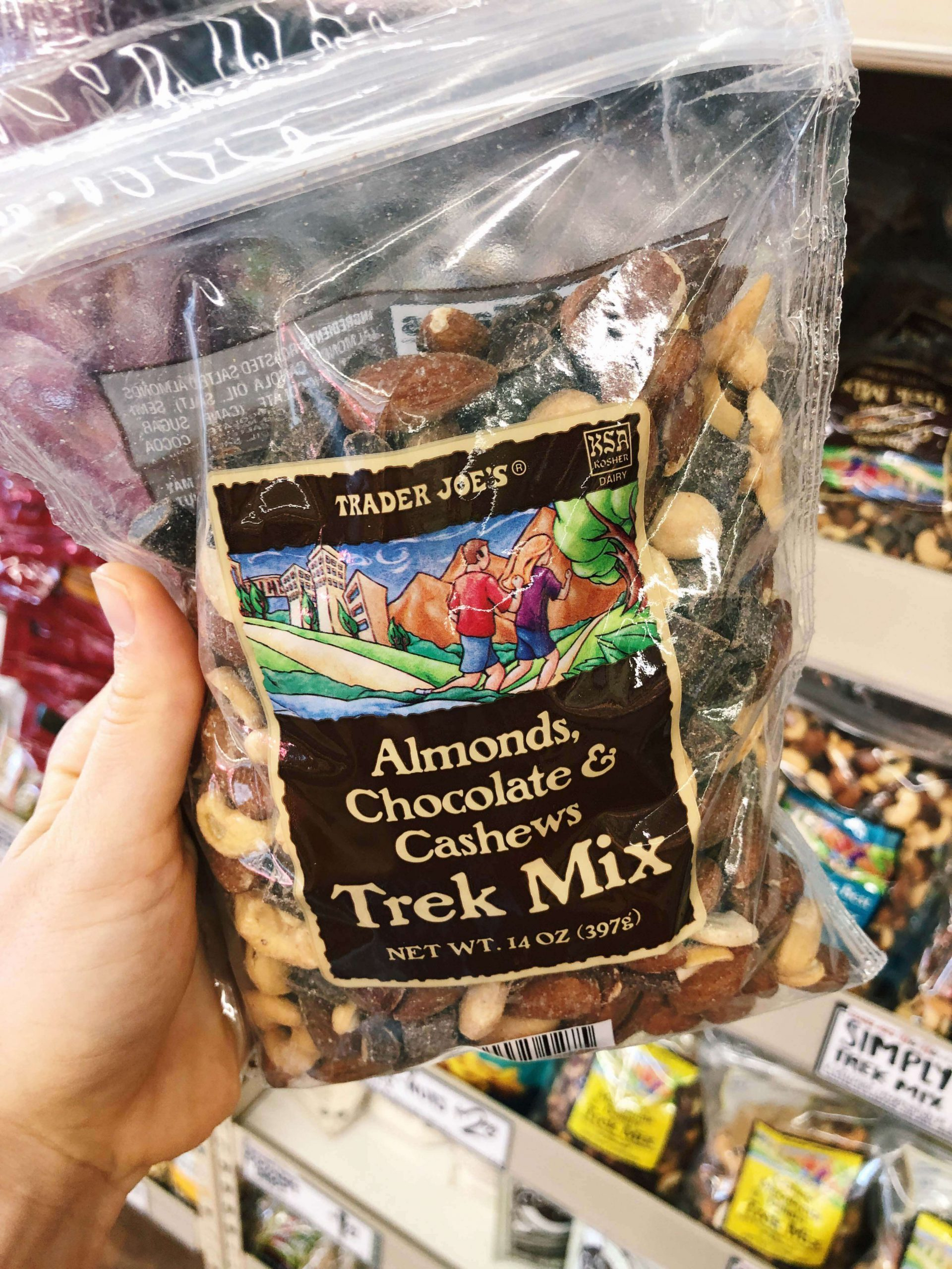 Trader Joe's Trek Mix