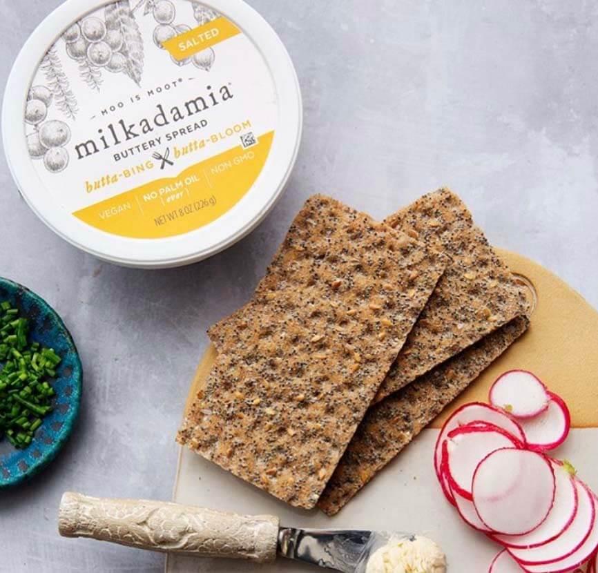 Milkadamia Butter
