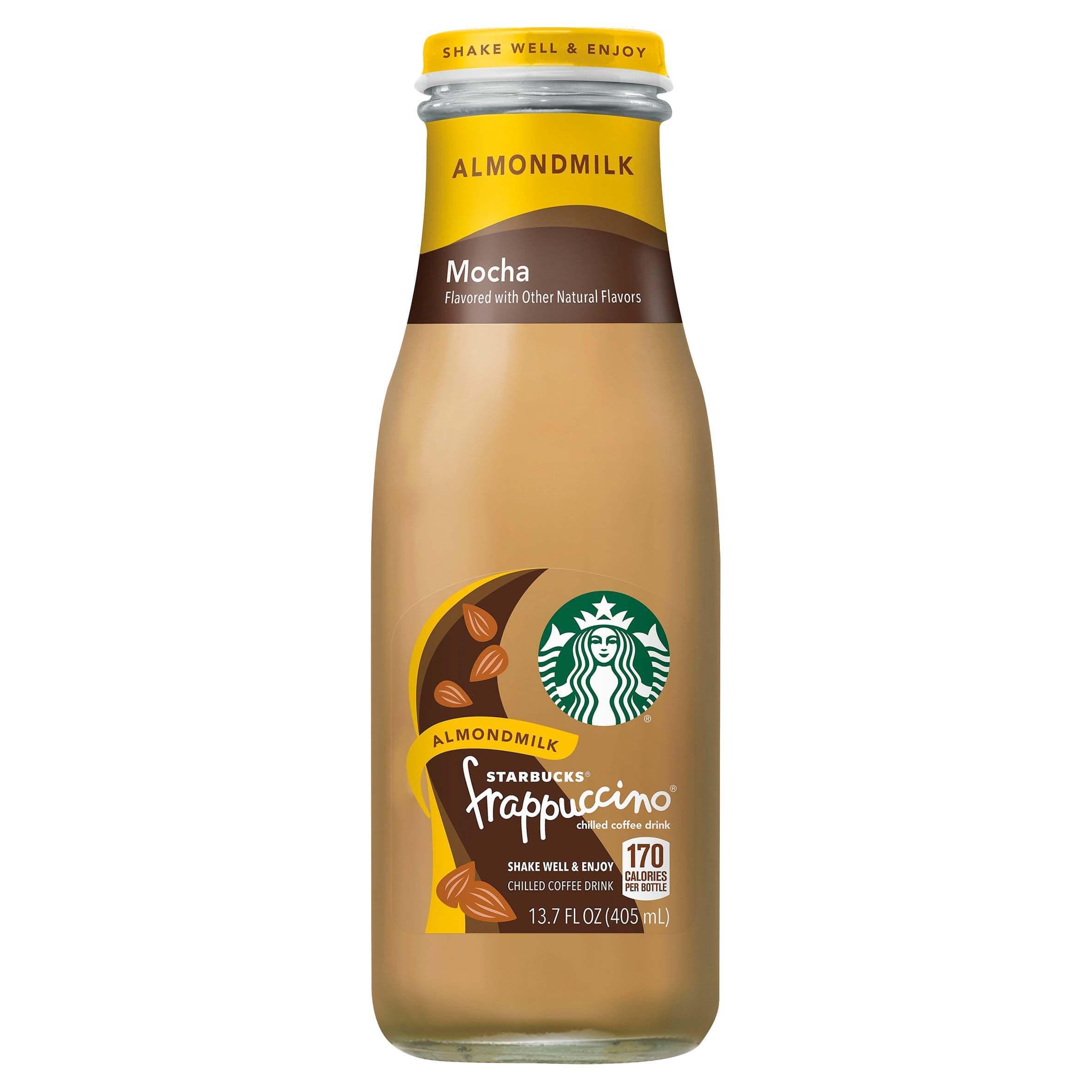 Starbucks Almond Milk Frappuccino