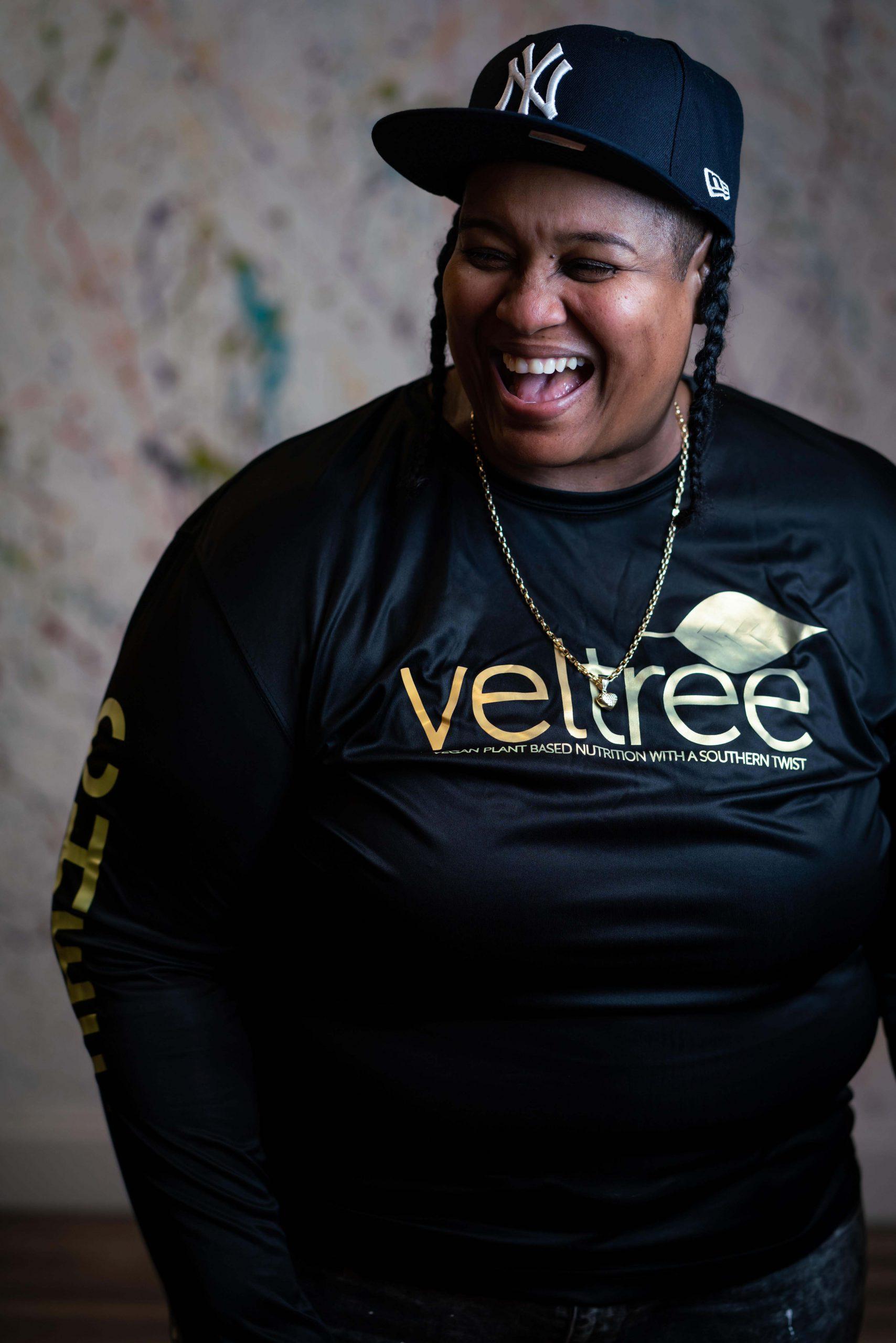 Chef Velvet The VTree