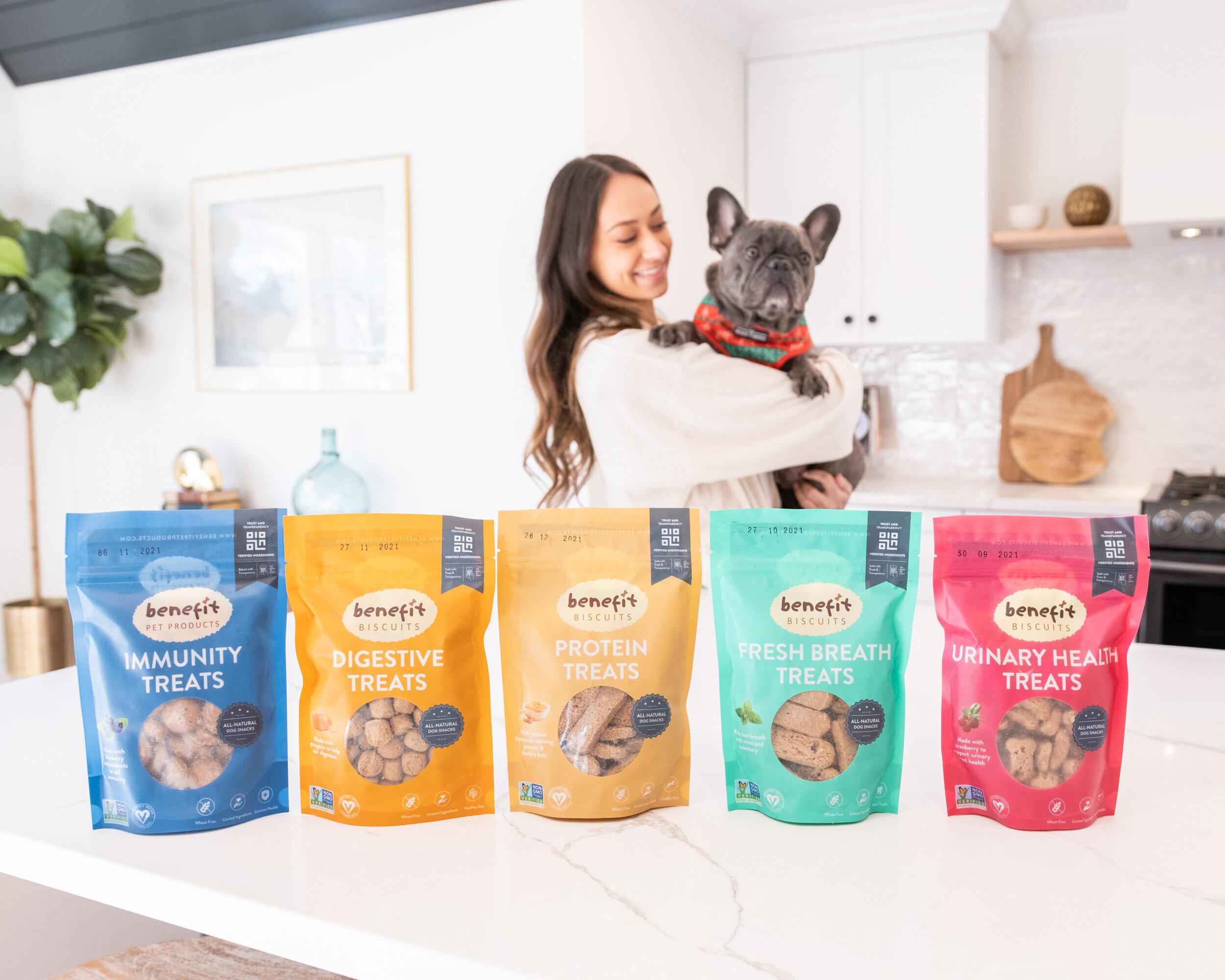 Benefit Pet Products