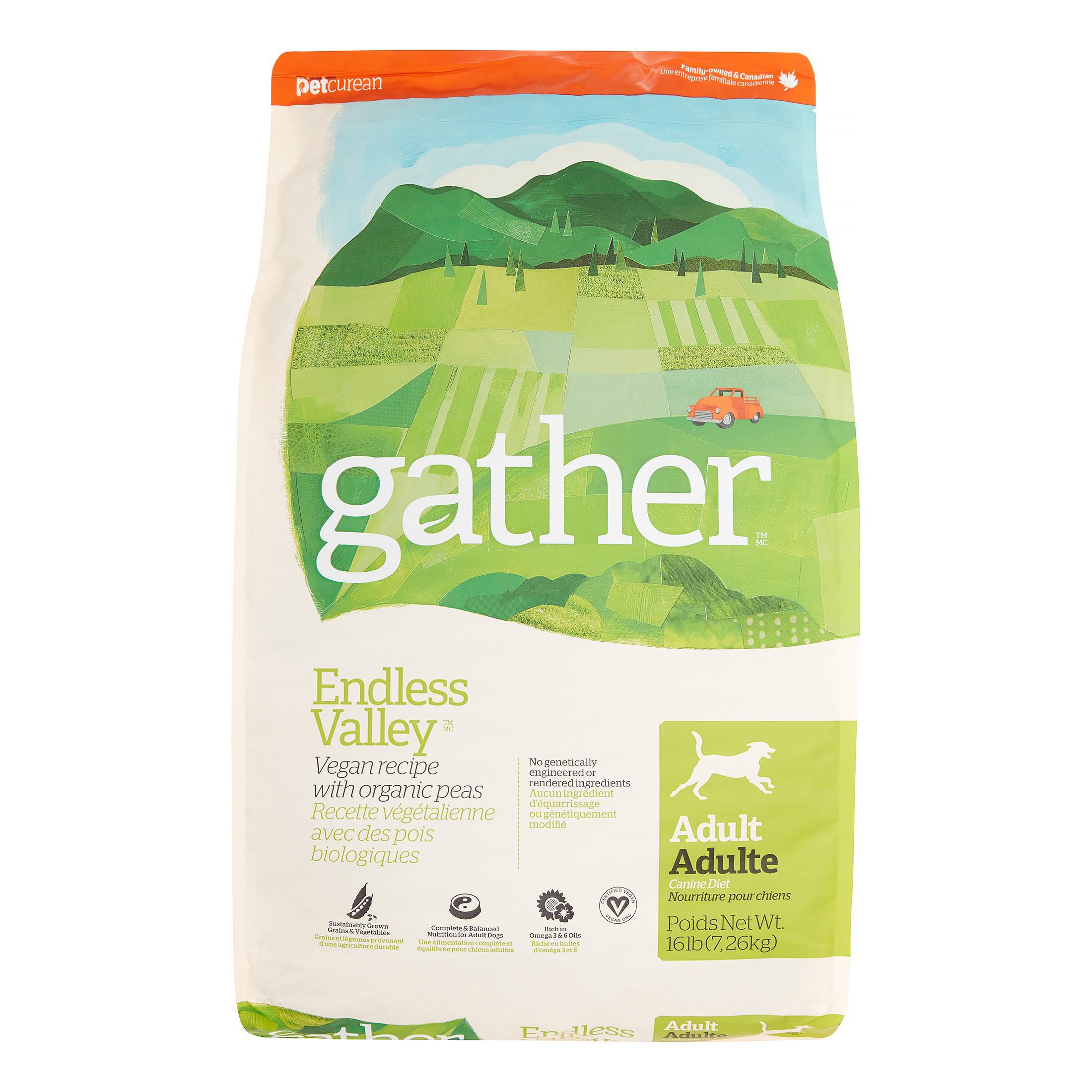 Gather Dog Food