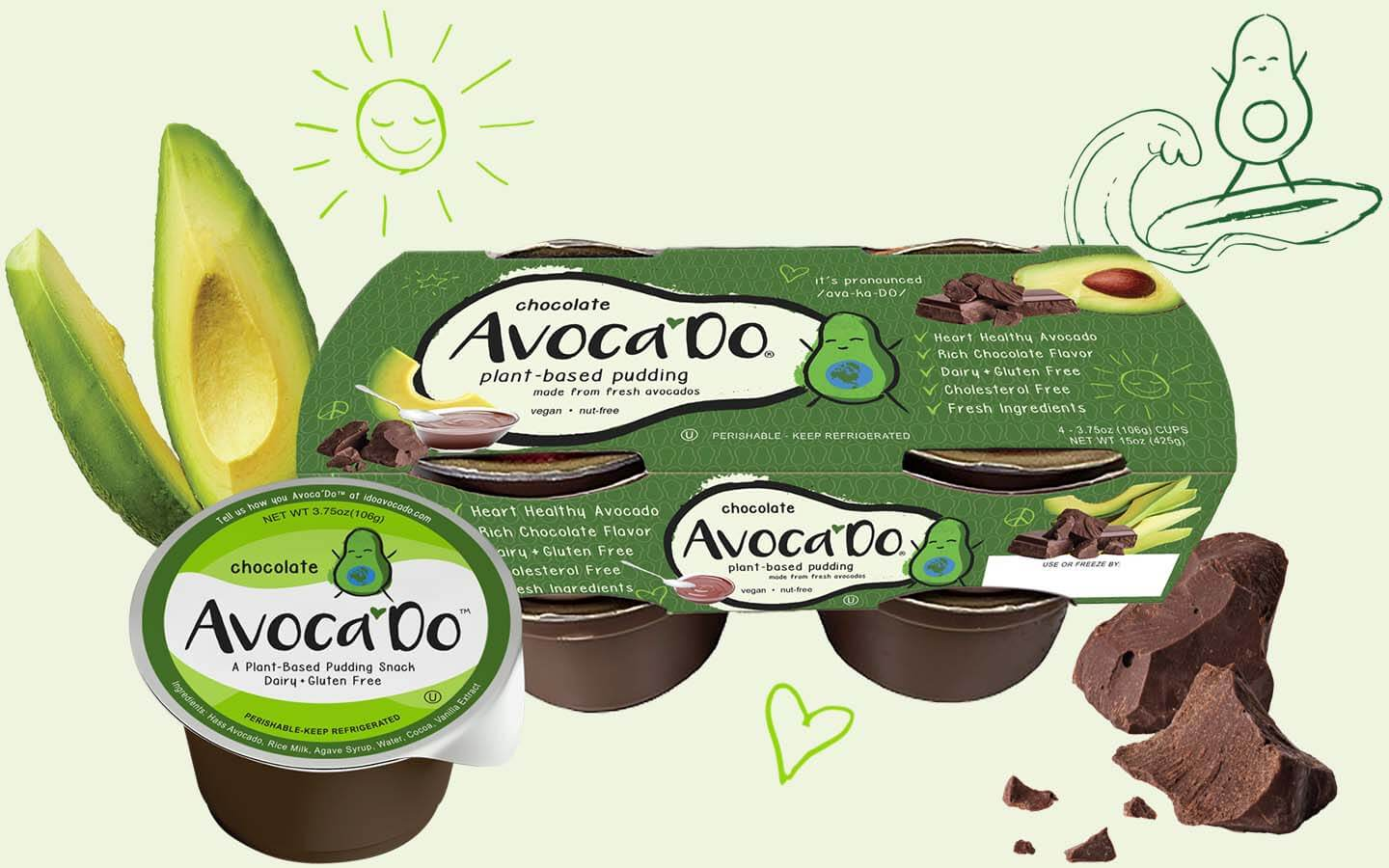 Avoca'Do Pudding