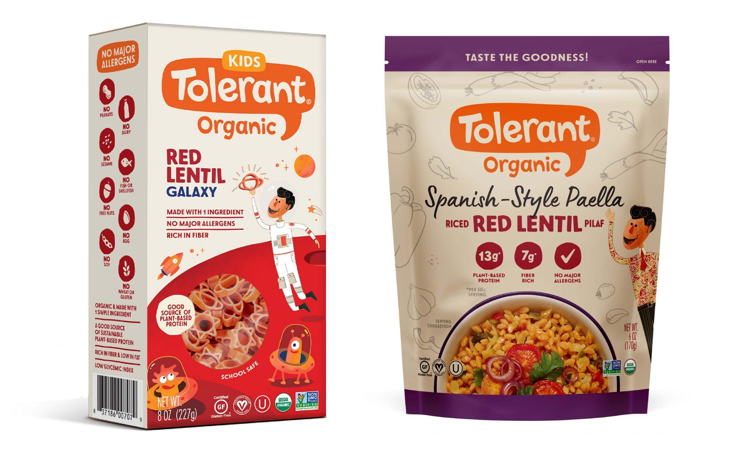 Tolerant Foods