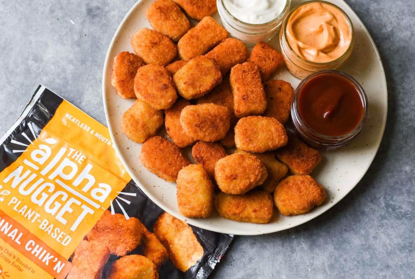 Alpha Foods Chicken Nuggets