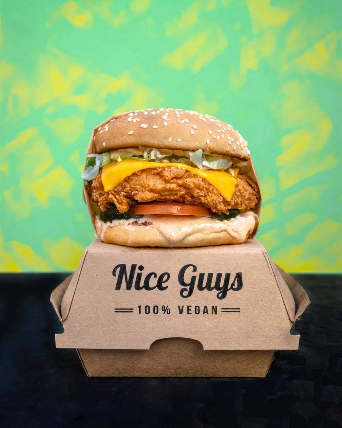 Nice Guys Vegan