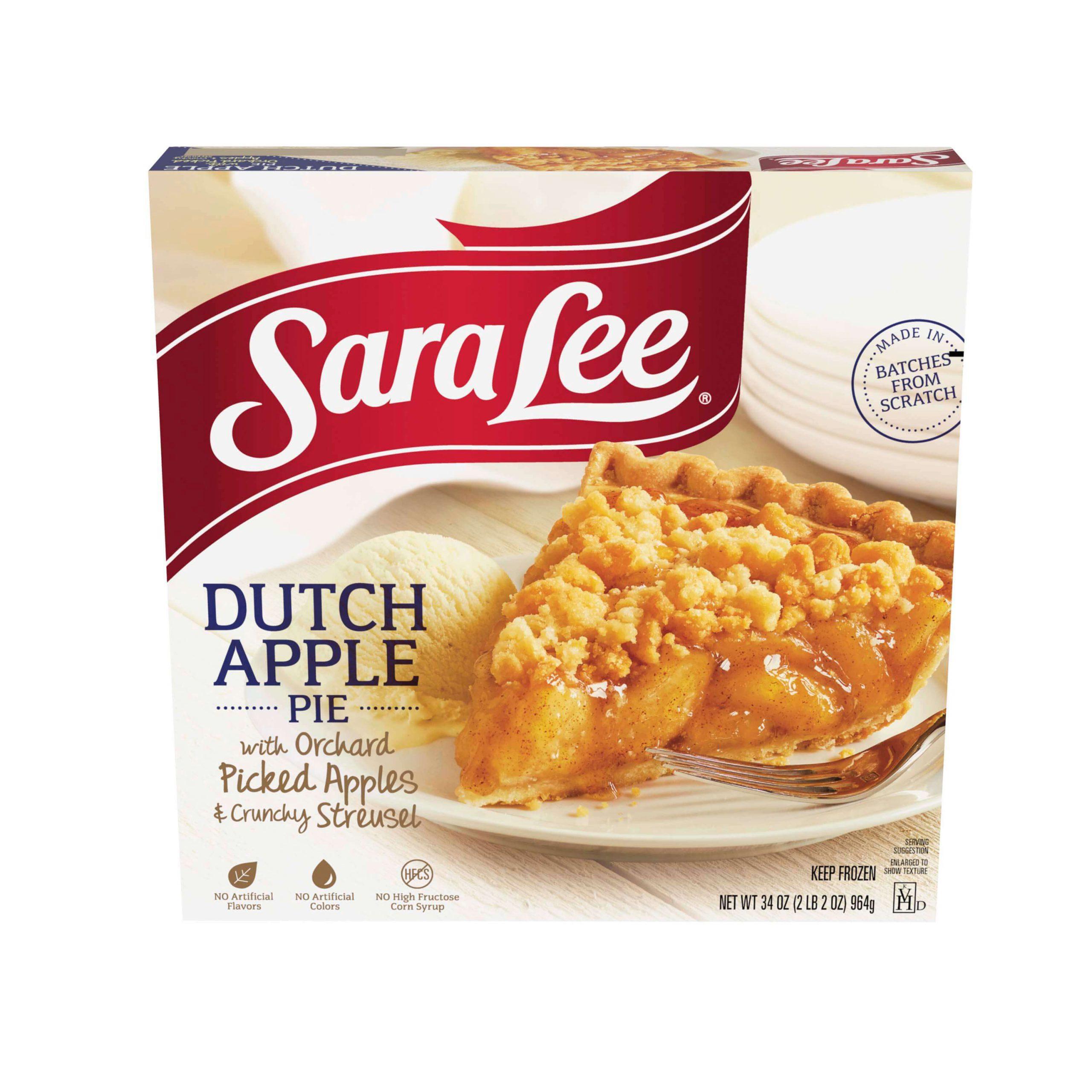 Sara Lee Pie