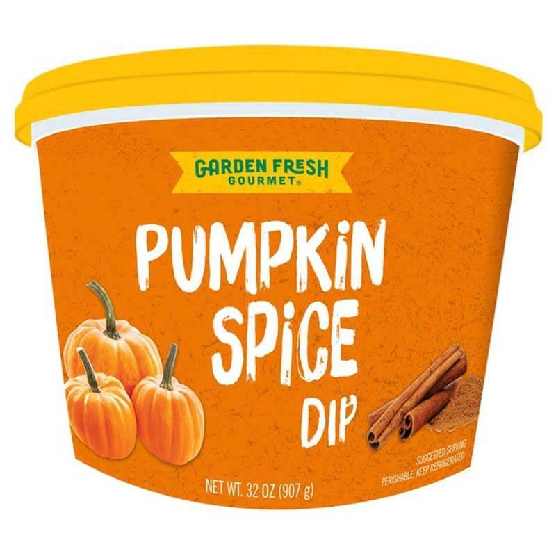 Garden Fresh Pumpkin Spice Dip