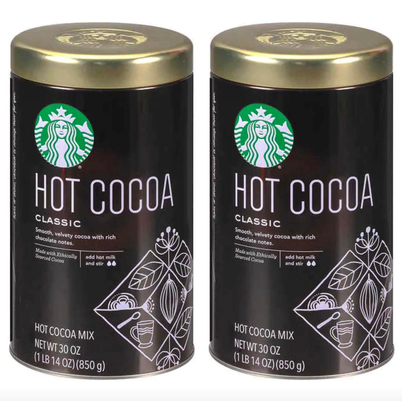 Starbucks Hot Cocoa Mix