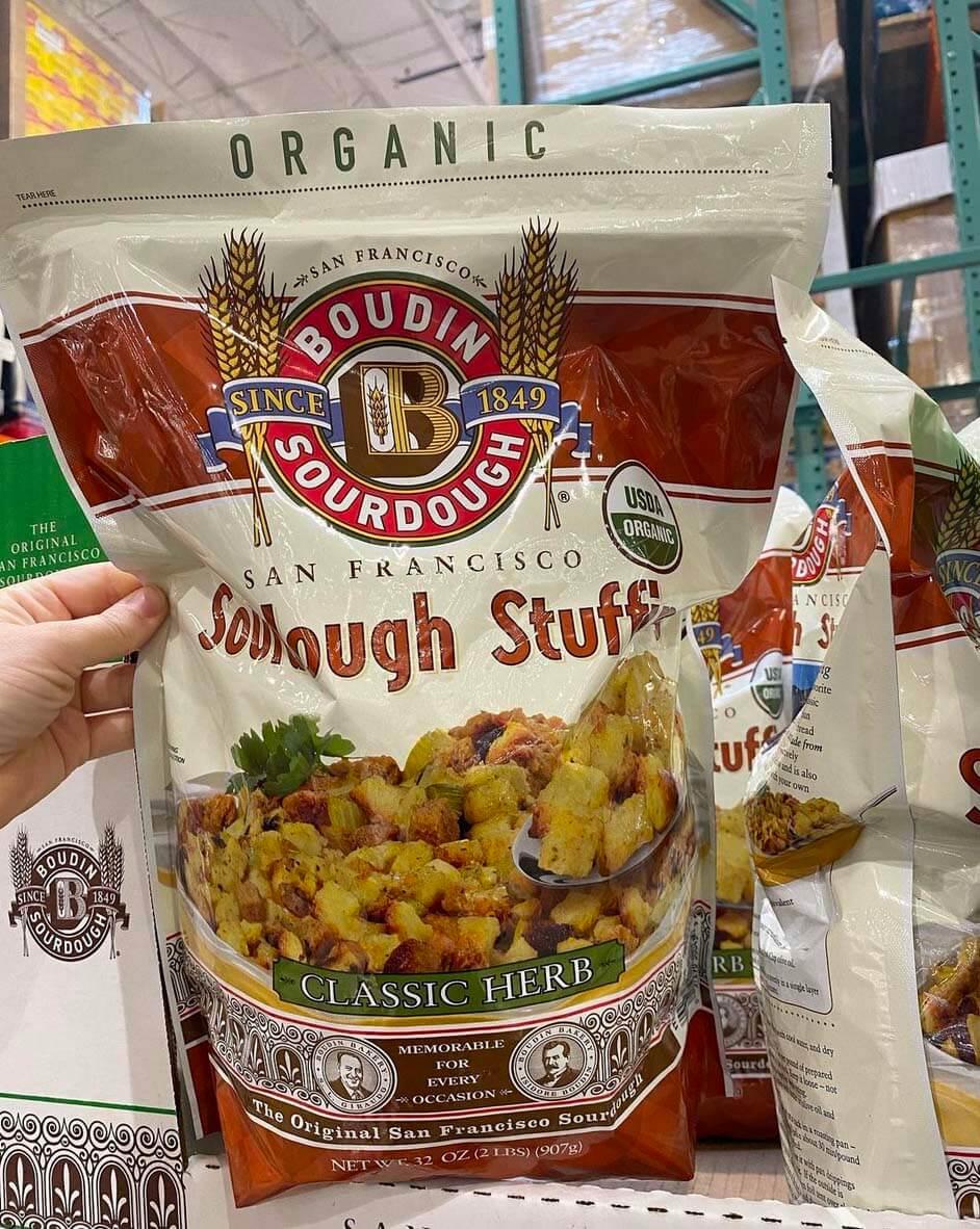 Sourdough Stuffing Mix