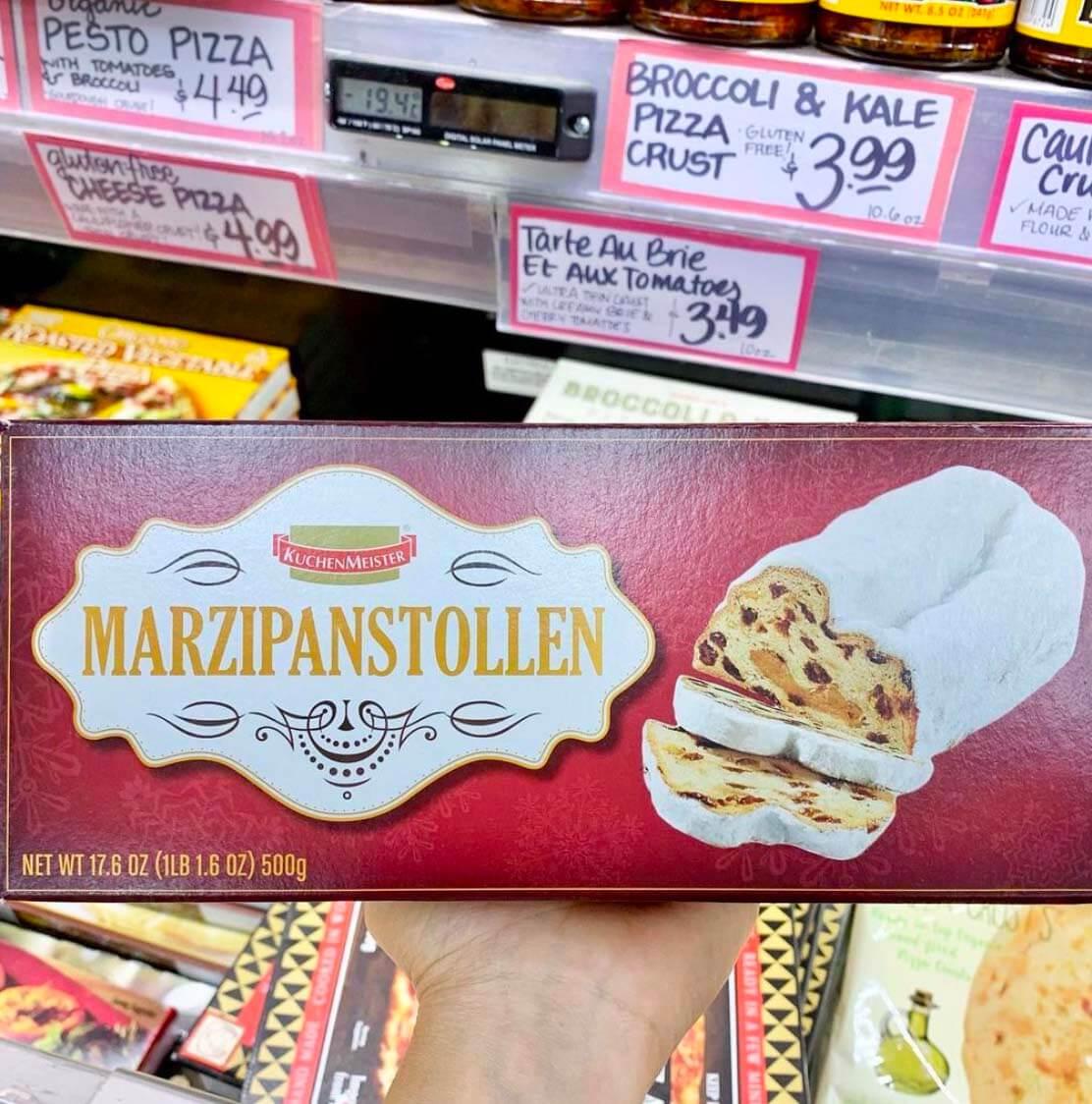 Trader Joe's Marzipan