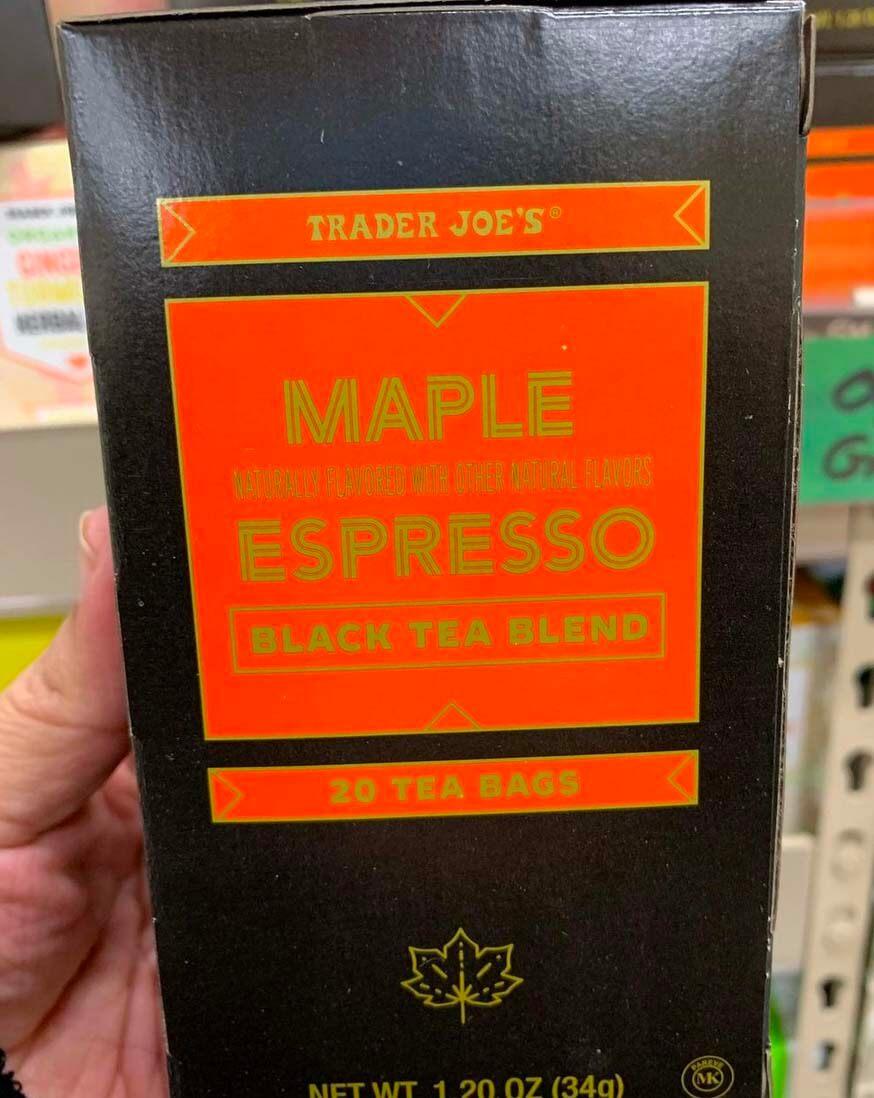 Trader Joe's Espresso