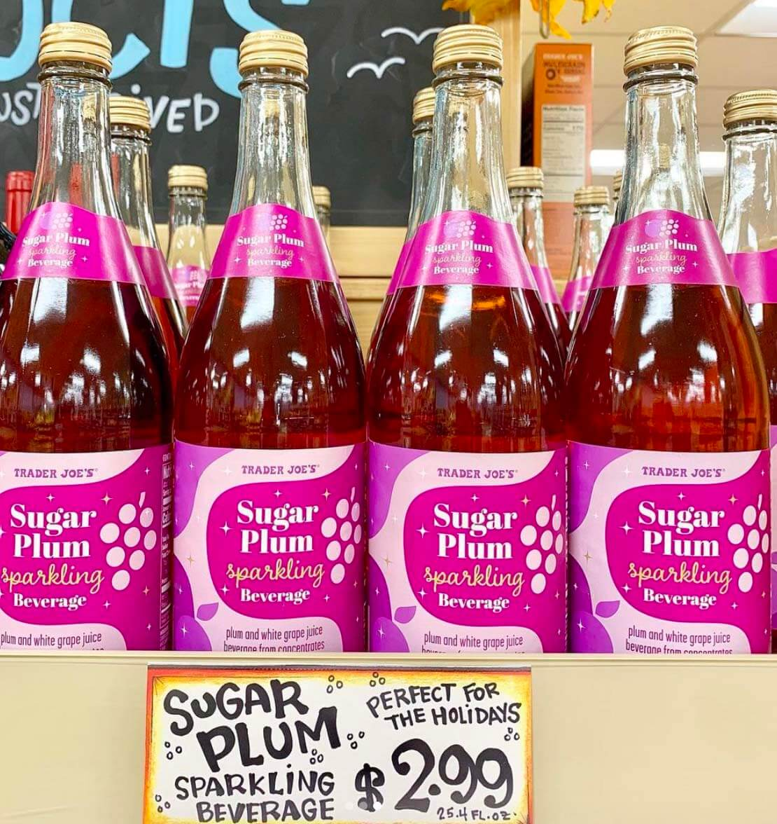 Trader Joe's Sugar Plum Beverage