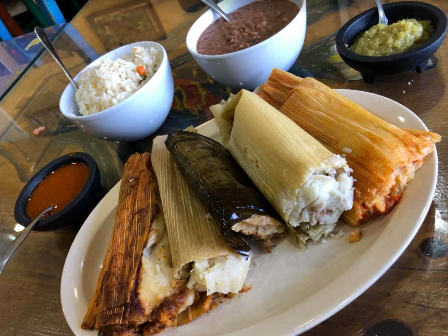 Mama's International Tamales