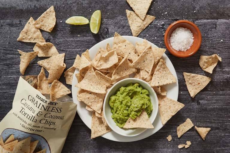 Trader Joe's Grainless Tortilla Chips