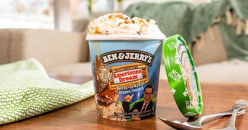 Ben & Jerry's Non-Dairy Americone