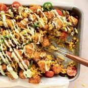 Vegan Breakfast Totchos