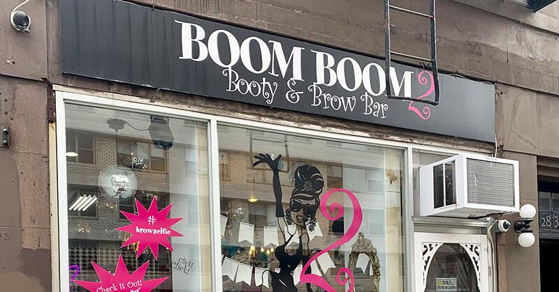 Boom Boom Brow Bar