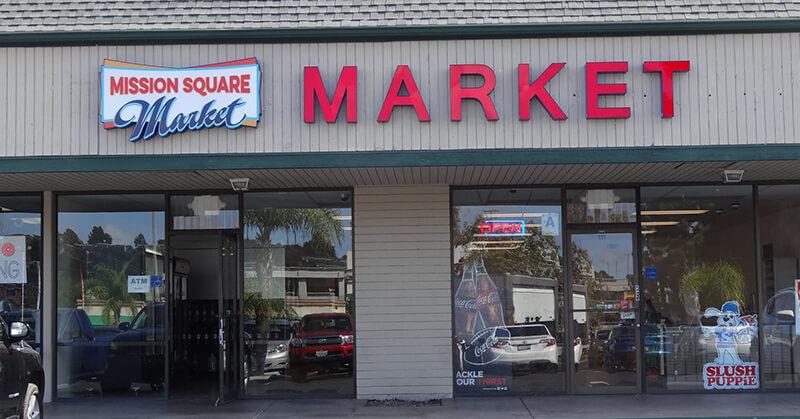 Mission Square Market