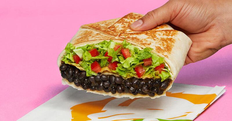 Vegan at Taco Bell