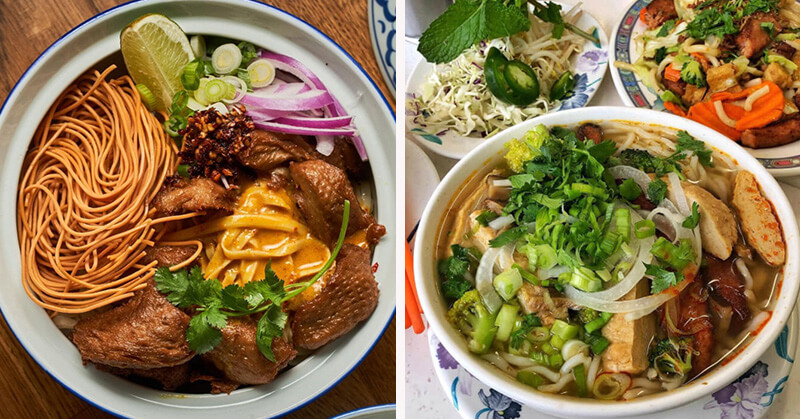 Southeast Asian Vegan Restaurants