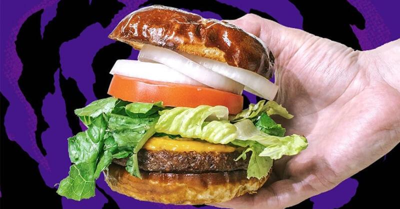 Wizard Burger