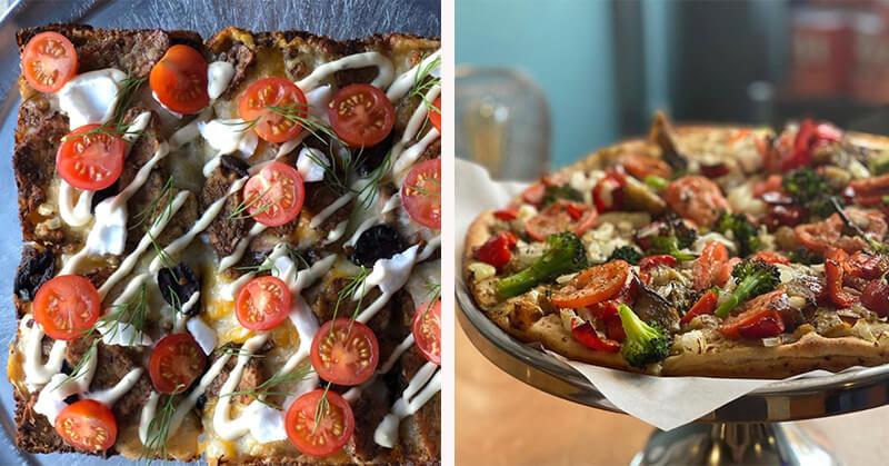 Vegan Pizza Detroit
