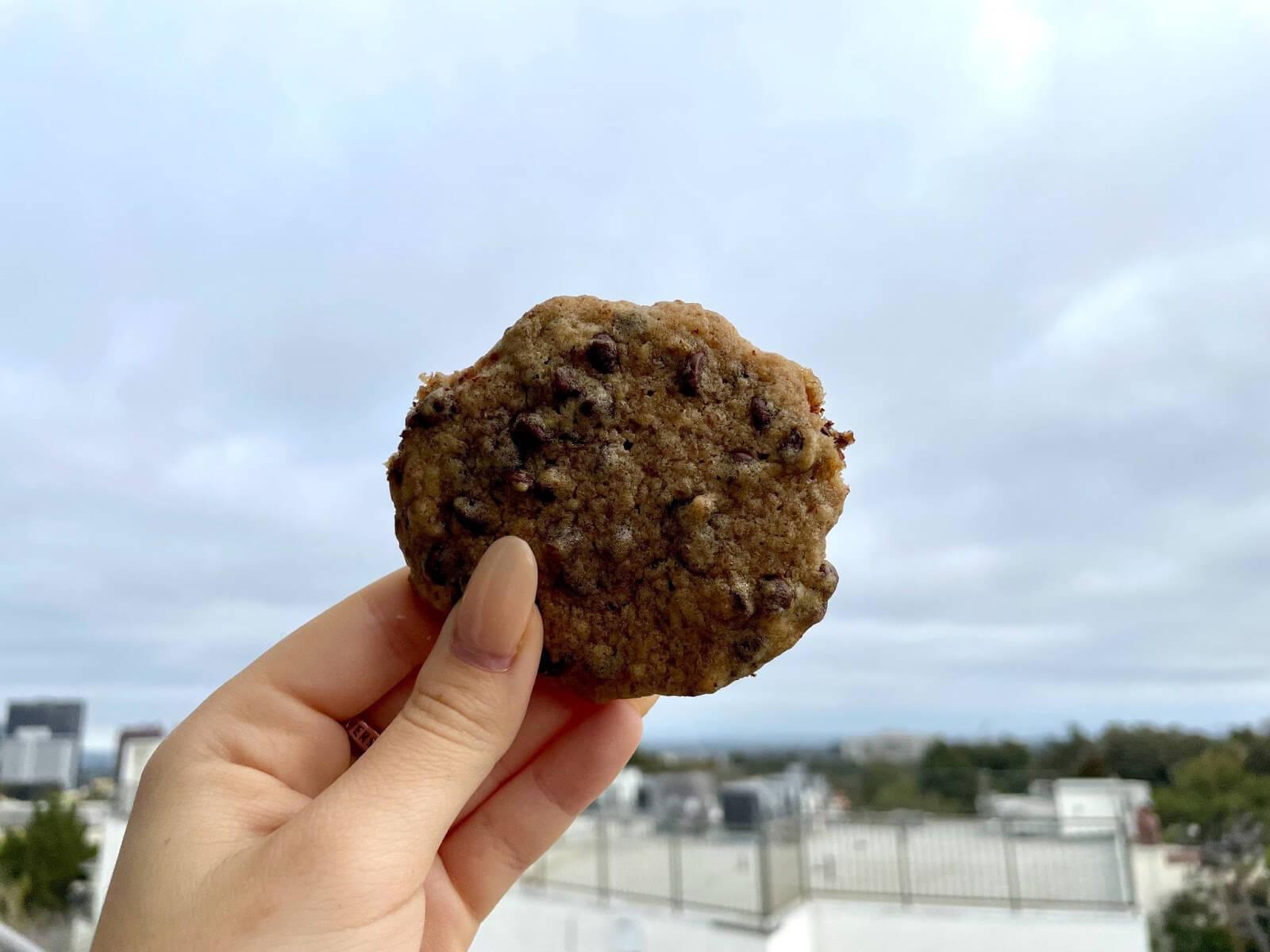 Minimalist Baker Vegan Chocolate Chip Cookie Recipe