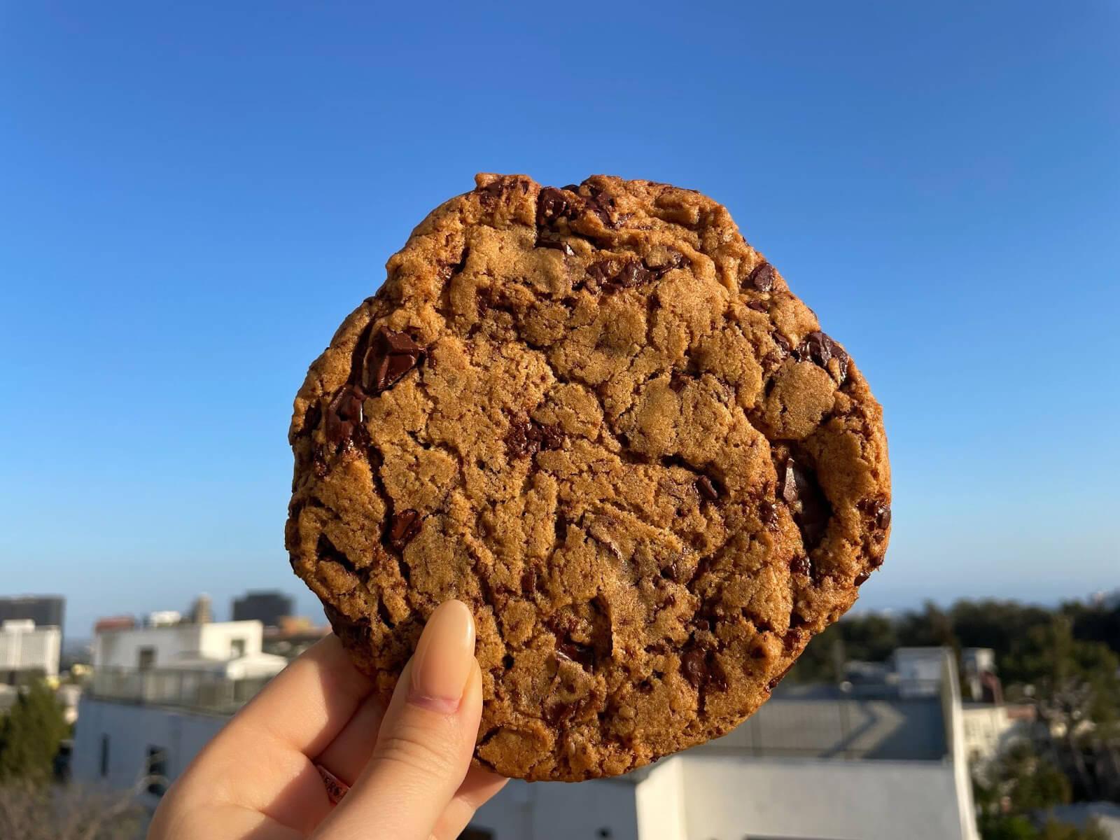 New York Times Vegan Chocolate Chip Cookie Recipe