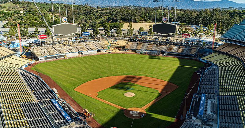 Vegan-Friendly Baseball Stadiums