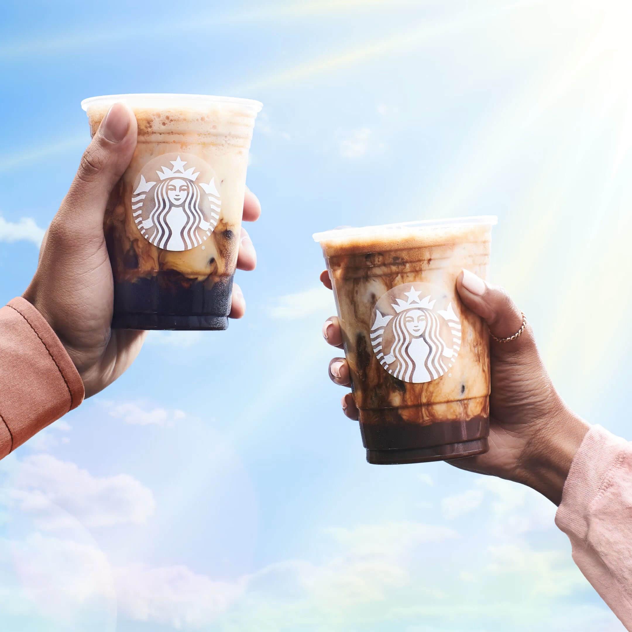 Iced Shaken Espresso Duo