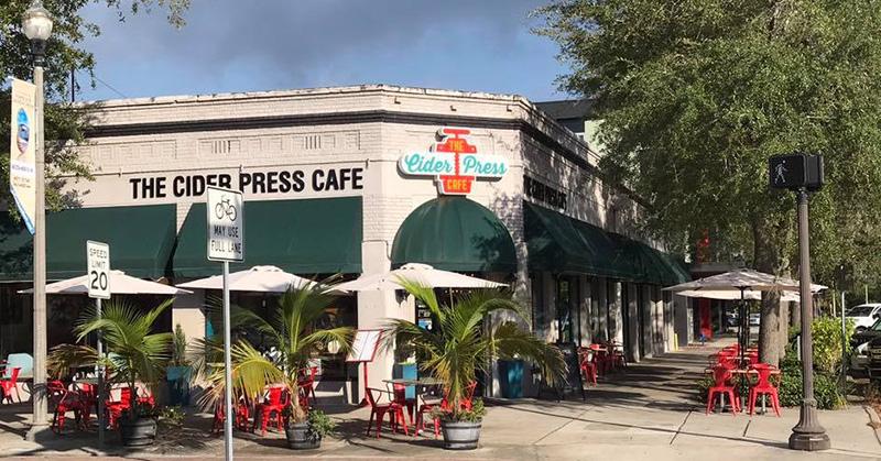 Cider Press Cafe