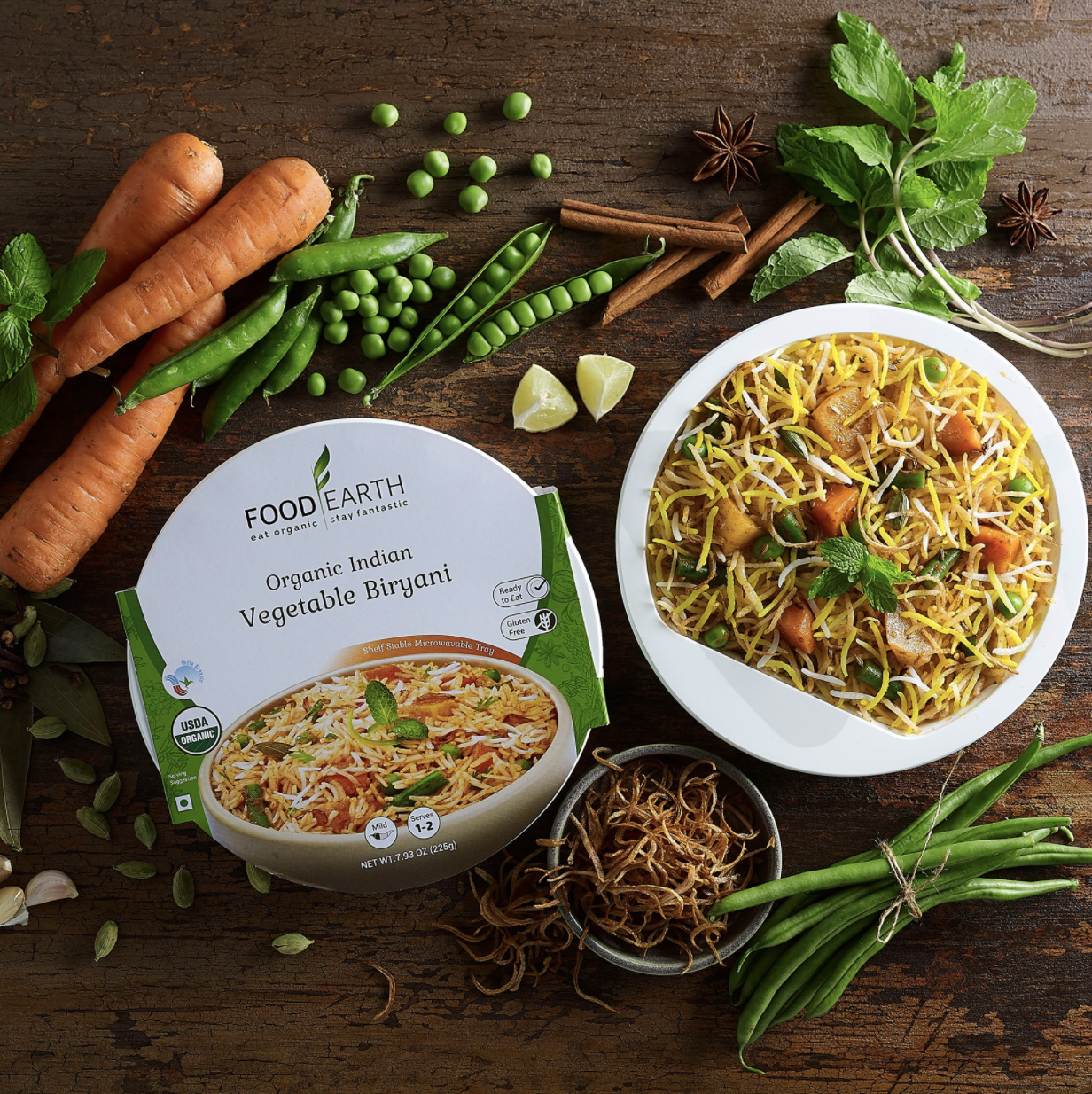 Food Earth Organic