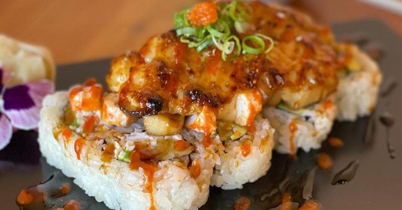 Ma-Kin Vegan Sushi