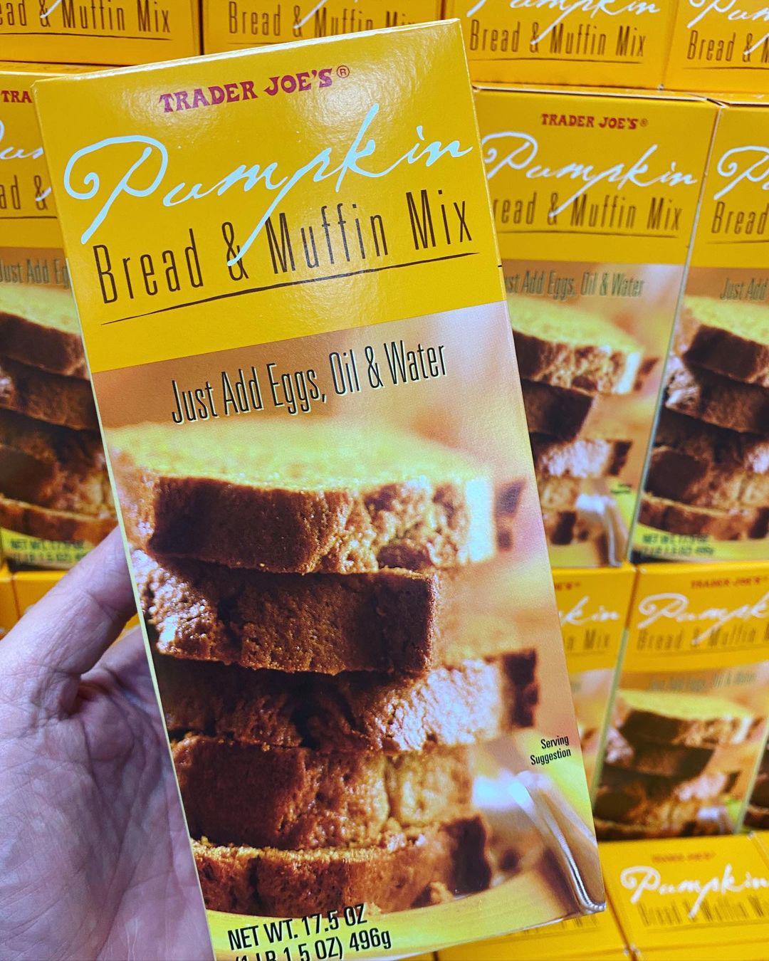 Bread & Muffin Mix