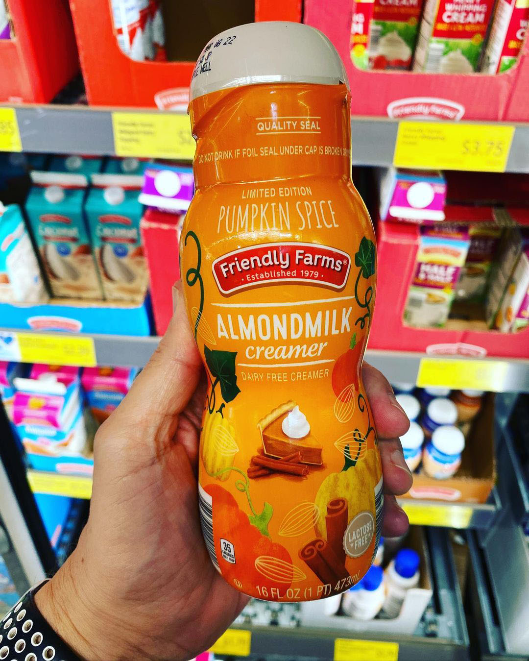 Almondmilk Creamer