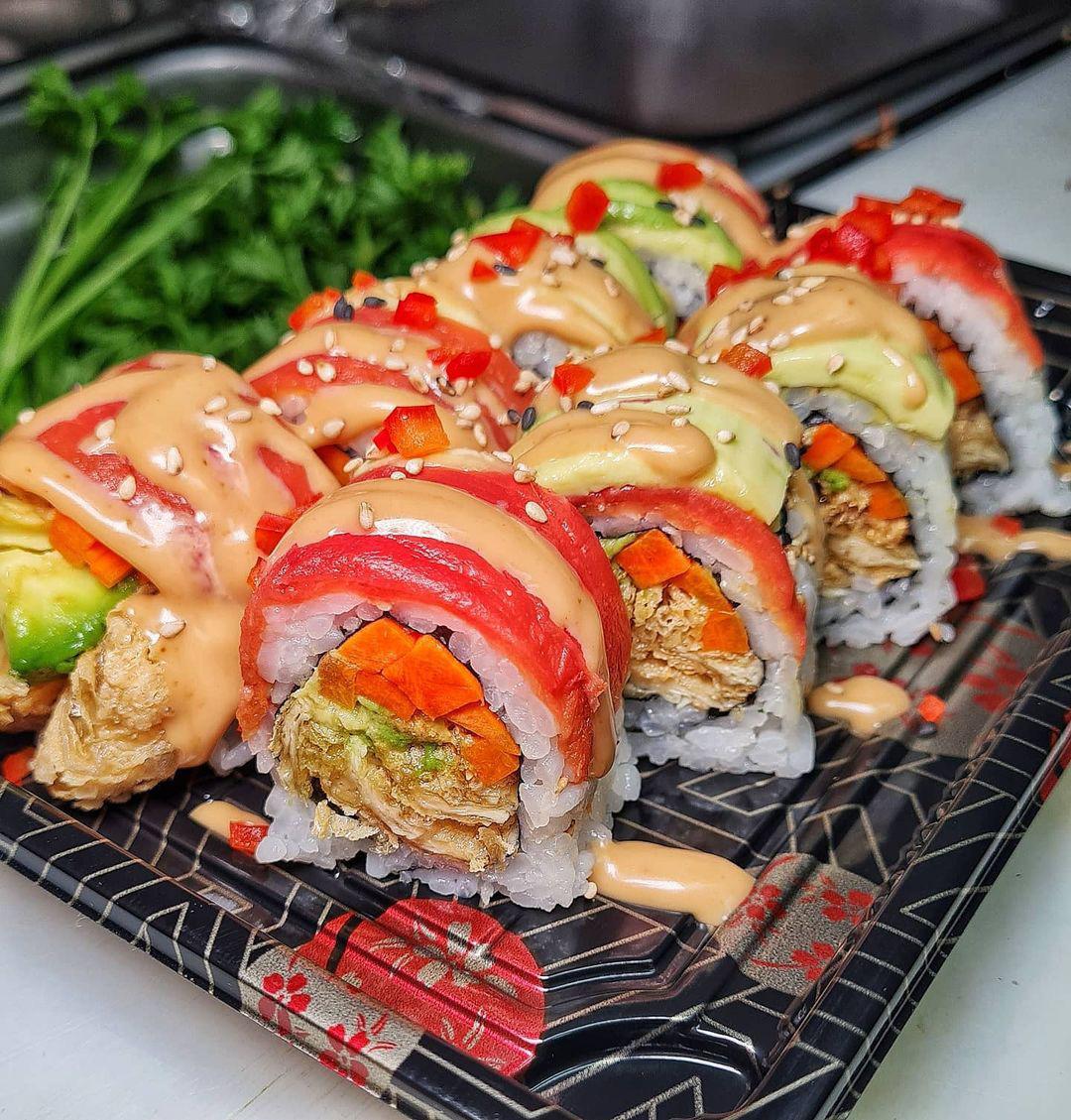 Daikon Vegan Sushi